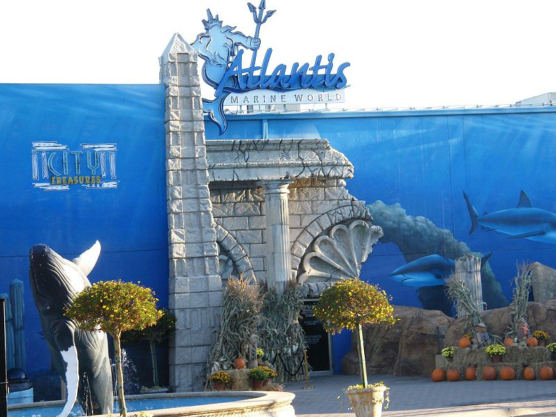 Long Island Aquarium & Exhibition Center